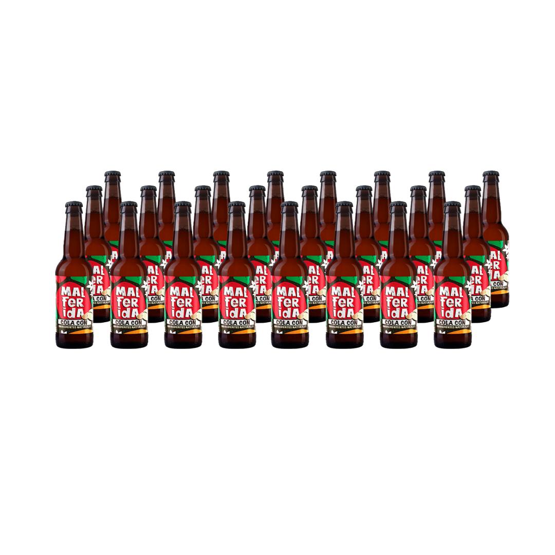 Malferida 24 botellas